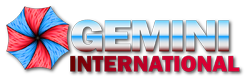 Gemini International Marble and Granite Logo