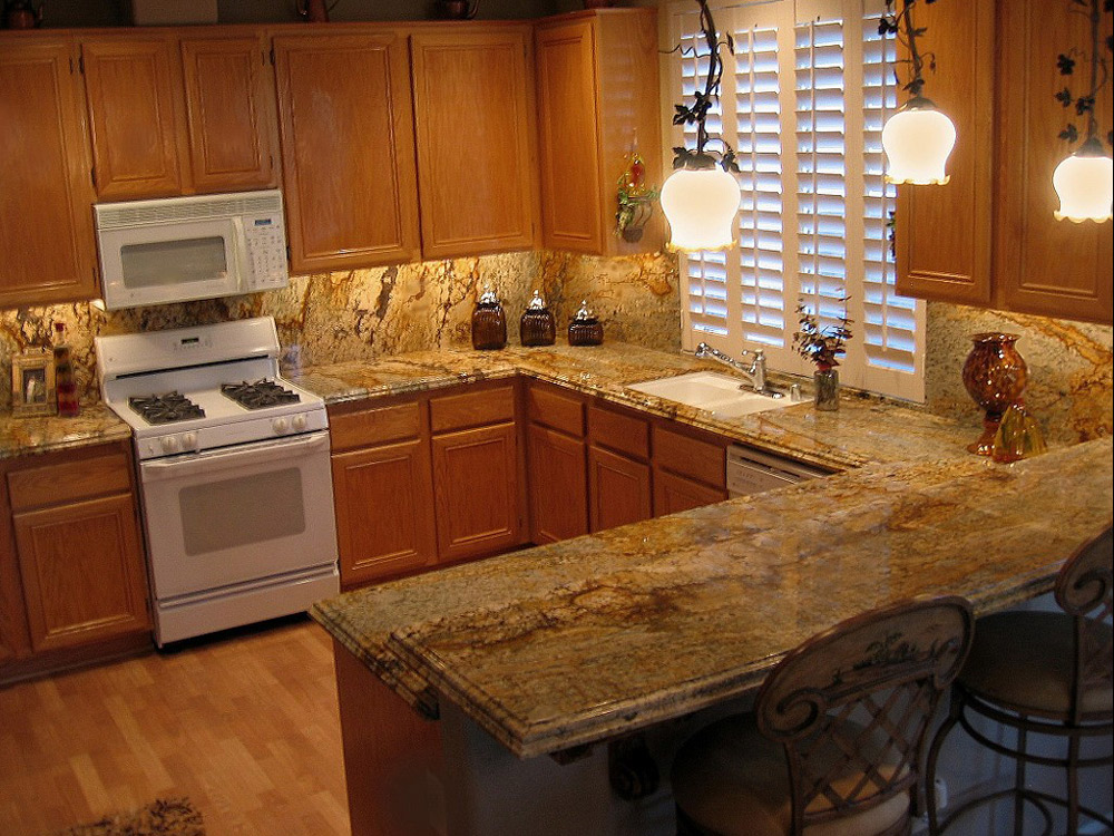 Kitchen Backspalsh - Gemini International Marble and Granite