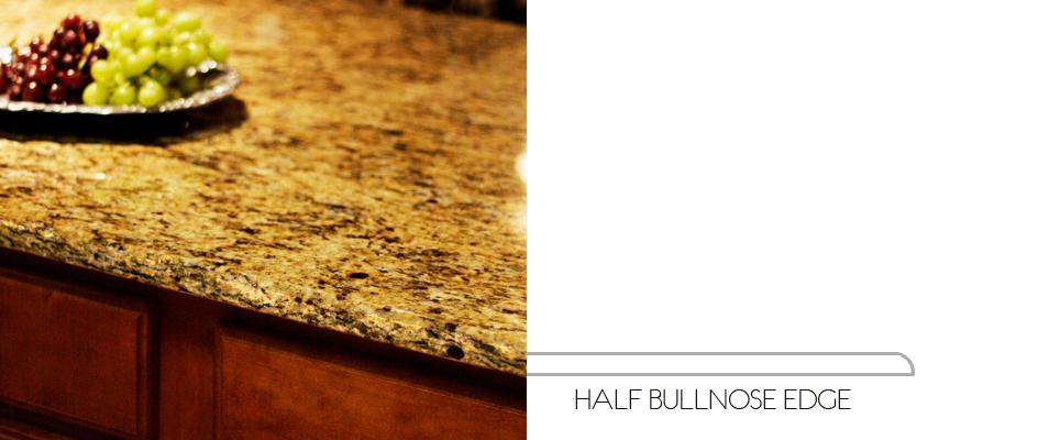 half-bullnose-edge-profile