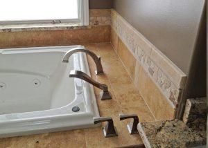 Marble and Granite Bathroom Showers