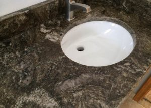 Marble and Granite Bathroom Vanities