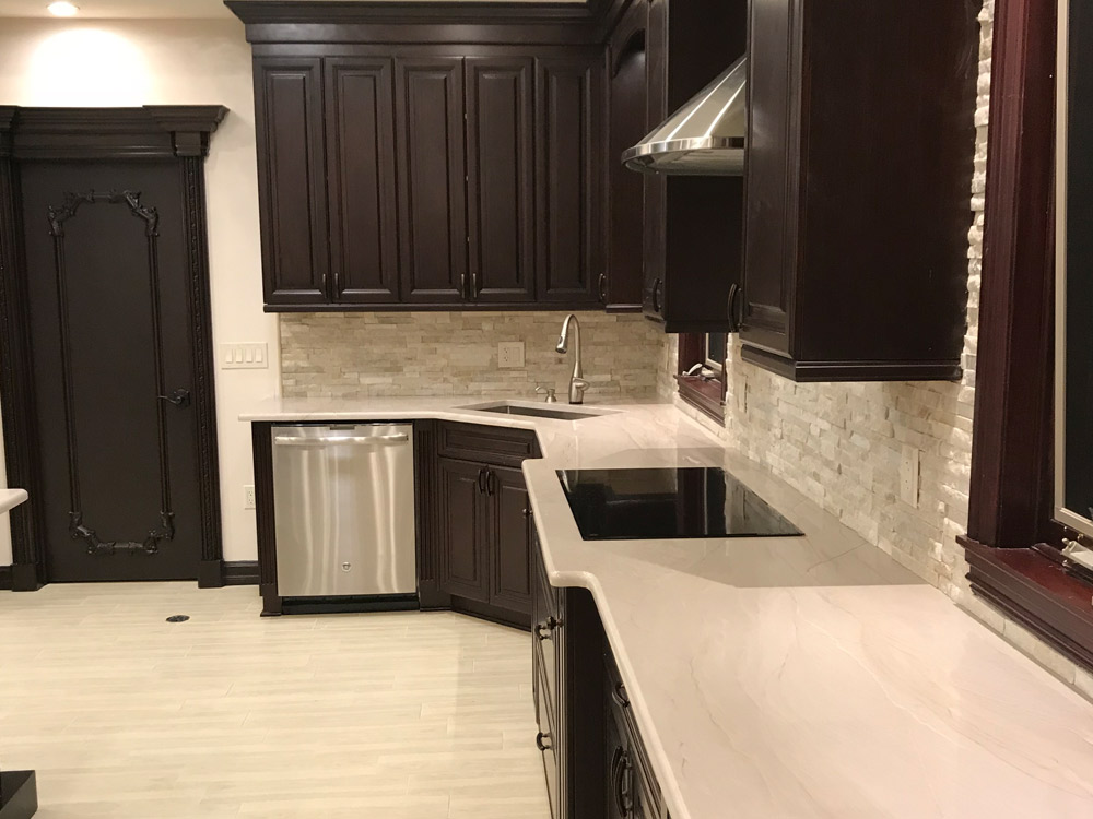 Kitchen Countertops work